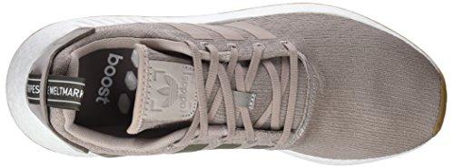 pink Para vapor Grey Hombre tech beige Earth Zapatillas Grey Beige r2 Nmd 0 vapor Adidas CR0qff