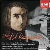 11人の名ピアニストによるリスト:ラ・カンパネッラ