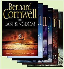 Bernard Cornwell Complete The Saxon Chronicles Set (The Saxon Chronicles Series, Saxon Tales, 1-5 The Last Kingdom, The Pale Horseman, The Lords of the North, Sword Song, The Burning ()