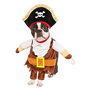 Rubies Costume Walking Pirate Pet Costume, X-Large