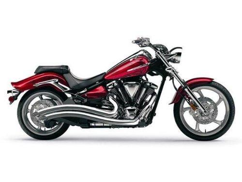 Cobra Speedster Swept Exhaust Chrome ()