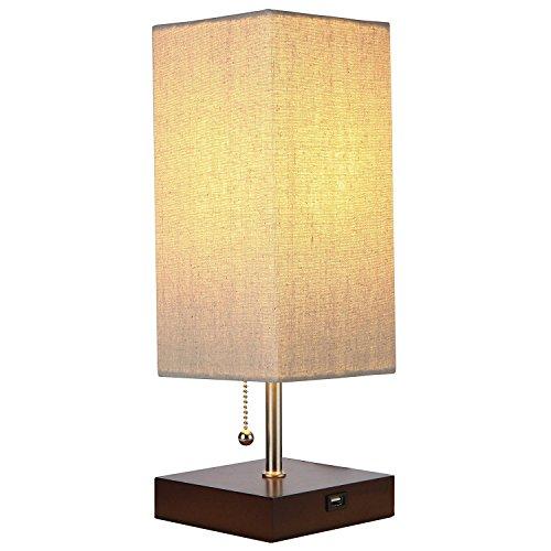 Brightech Grace Led Usb Table Amp Desk Lamp Soft
