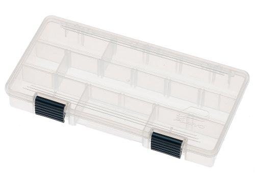 (Plano 23500-00 Size Stowaway with Adjustable Dividers)