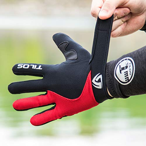 1.5mm Quality Mesh Reef Sporting Glove w/ Amara Palm Gloves for Scuba Dive...