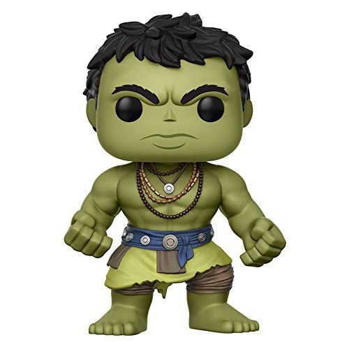 Funko Pop Marvel: Thor Ragnarok-Casual Hulk Fall Convention Exclusive Collectible Figure (Amazon Exclusive)