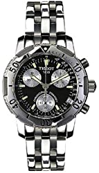 Tissot Men's T17148653 PRS200 Chronograph Watch