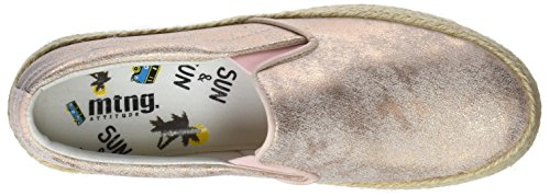 MTNG Women's C38999 Gold Caribe Fitness Nude Chispa Shoes Hidden Pink Nude rqqUd