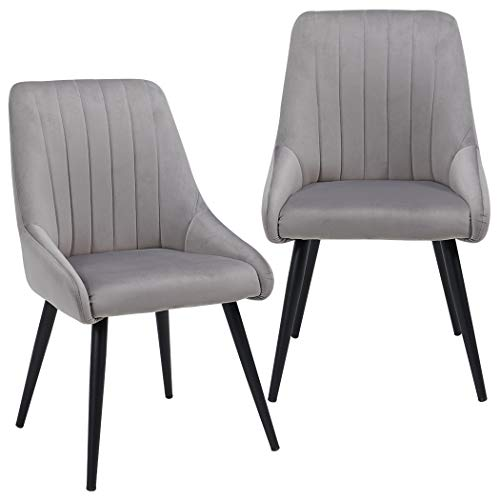 Amazon Com Duhome Accent Chairs Set Of 2 For Living Room