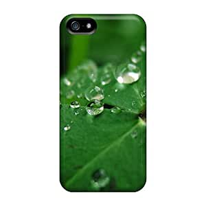 APzQwPI2955fCXZg Mwaerke Dew Drops Durable Iphone 5/5s Tpu Flexible Soft Case