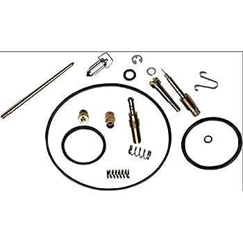 Amazon Com Orange Cycle Parts Carburetor Carb Rebuild Repair Kit