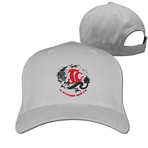 Jackie Chan Logo Unisex Stretchy Hat For Men