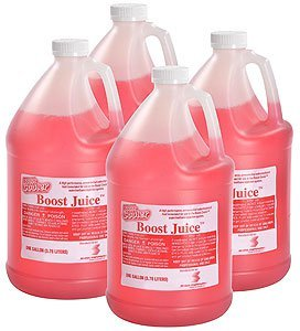 Snow Performance Boost Juice (Case of 4 Gallons) Warning - Does Not Follow Standard