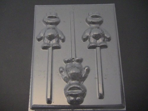 sesame street chocolate molds - 5