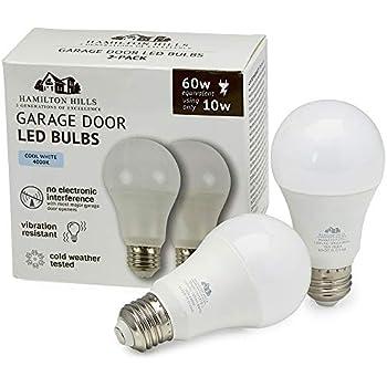 Genie Light Bulb-60 Watt (800 Lumens) -Made to Minimize Interference