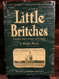 Little Britches; Father and I Were Ranchers