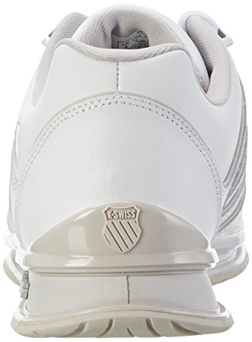 K-swiss Herren Rinzler Sp Fade Sneakers Weiß (bianco / Antivento / Argento)