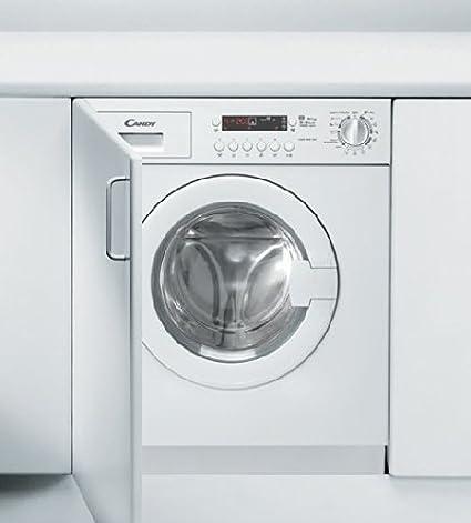 Candy CDB 485 DN1-S Integrado Carga frontal A Blanco lavadora ...