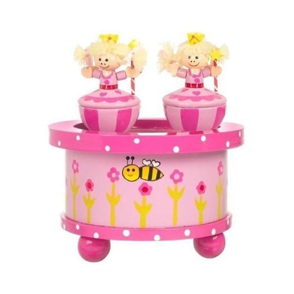 Orange Tree Toys Music Box Dancing Mimi Fairy