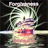 FORGIVENESS GUIDED MEDITATION CD WITH MUSIC