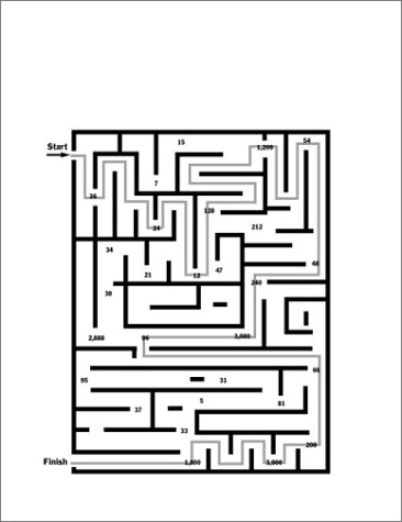 Amazon.com: Amazing Math Puzzles and Mazes (Ready-To-Go ...