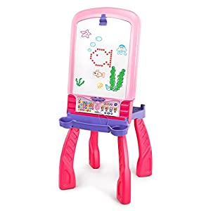 VTech DigiArt Creative Easel (Frustration Free Packaging), Pink