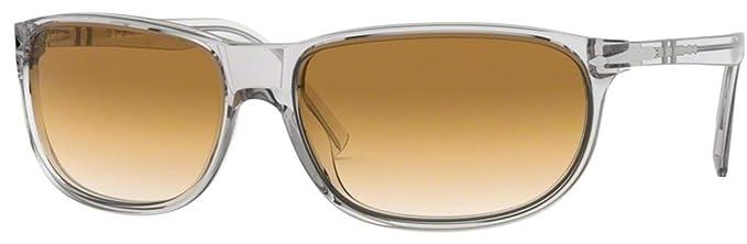 Persol 0PO3222S Gafas de sol, Smoke, 62 para Hombre: Amazon ...