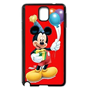 Samsung Galaxy Note 3 Cell Phone Case Black Mickey Mouse8 Sqaa