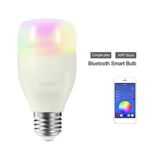 ICOCO Wireless Dimmable Multicolored Smartphone
