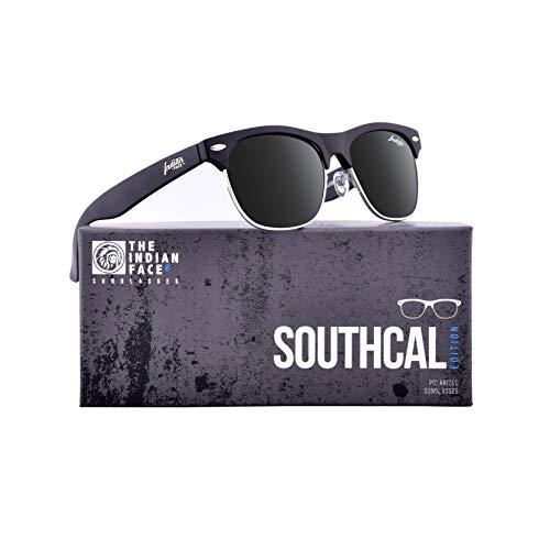 de Sol Gafas FACE Black Unisex INDIAN 52 Southcal THE qw4XHAvnxW