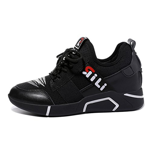 Fashion Shoes Shoes Running Athletic Breathable Women's Sneakers Lightweight Trail black Road 6qHxEZw1