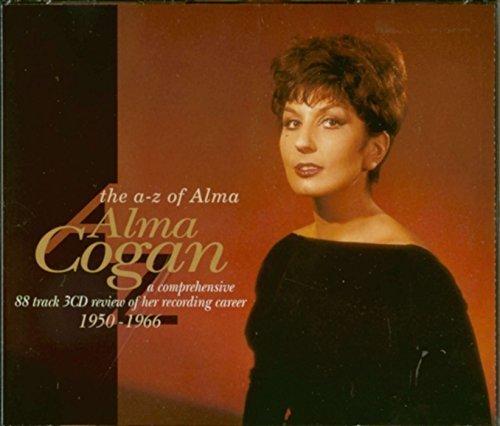 Alma Cogan - The A-Z Of Alma 1950-1966 3-Cd By Alma Cogan - Zortam Music