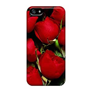 Premium Rose Heavy-duty Protection Cases For Iphone 5/5s