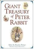 Giant Treasury of Peter Rabbit, Beatrix Potter, 0517316870