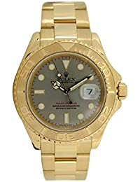 Yacht-Master Automatic-self-Wind Male Watch 16628 (Certified Pre-Owned)