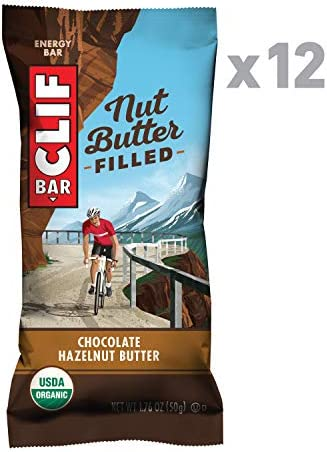 Clif Nut Butter Filled Chocolate