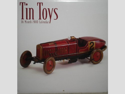 16 Month 2010 Calendar (Tin Toys 16 Month 2010 Wall Calendar)