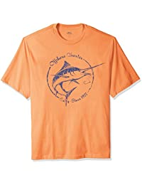 Men's Big and Tall Saltwater Graphic Tees