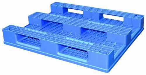 Vestil PLPS-4840 Vestil PLPS-4840 Plastic Pallet and Skid, 4000 lbs  Capacity, 47