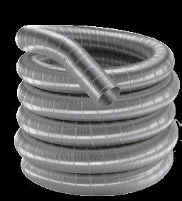Chimney 68226 8 in. x 20 ft. Simpson DuraFlex Chimney Liner by Chimney