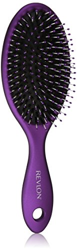Revlon RV2641 Soft Touch Porcupine Cushion Brush, Colors May Vary