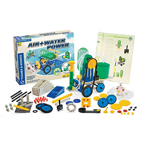 Includes everything you need to build 15 different models.