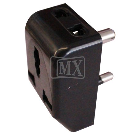 GATTS MX 3 PIN UNIVERSAL MULTI PLUG ADAPTOR