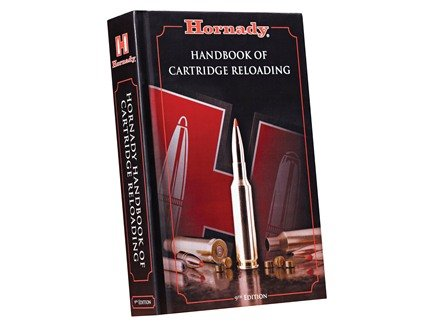 Hornady 9th Edition Handbook of Cartridge Reloading, Outdoor Stuffs
