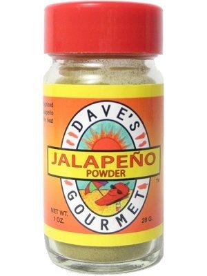 Jalapeno Green Powder - Dave's Jalapeno Powder Green (2 Pack)