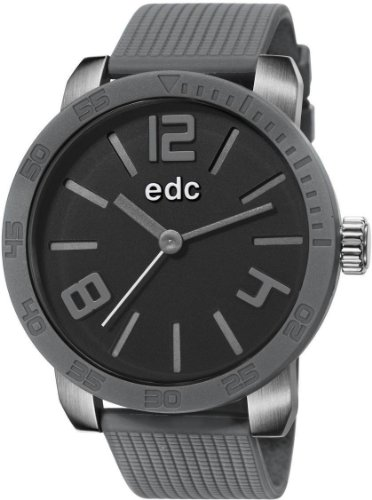 edc by Esprit Bold Maverick EE101191005 Mens Wristwatch Solid Case