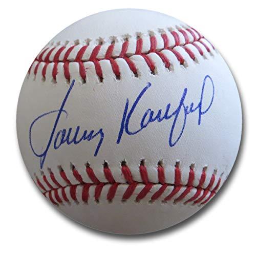 (Sandy Koufax Signed Autographed 2018 World Series Baseball Dodgers JSA Z99425)