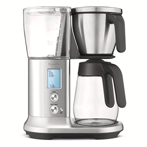 Breville Precision Brewer Coffee Maker w/Glass Carafe – BDC400BSS