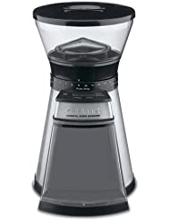 Cuisinart CBM-18N Programmable Conical Burr Mill, Stainless Steel, COMPACT