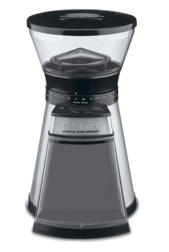 Cuisinart CBM-18N Programmable Conical Burr Mill Review