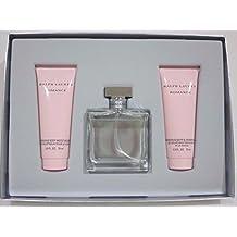 Ralph Lauren Romance Eau De Parfum 3.4 Oz + Body Lotion 2.5 Shower Gel + 4.2 Body Mist Gift Set Product Description : Romance By Ralph Lauren